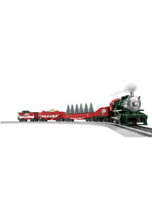 lionel 82982 christmas express lionchief set