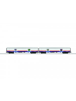 lionel 83116 freedom train exhibit 2pk