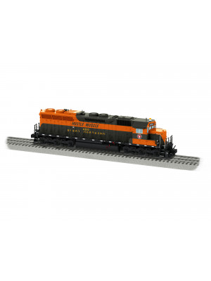 lionel 83371 gn sd45 #400 w/legacy
