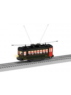 lionel 84294 sacremento trolley