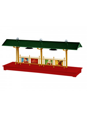 lionel 84372 christmas station platform
