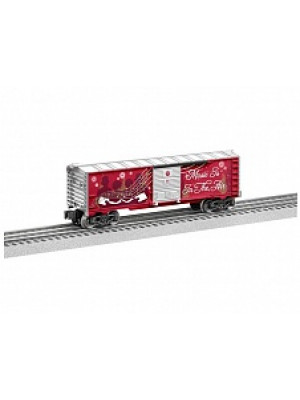 lionel 84374 2017 christmas music boxcar