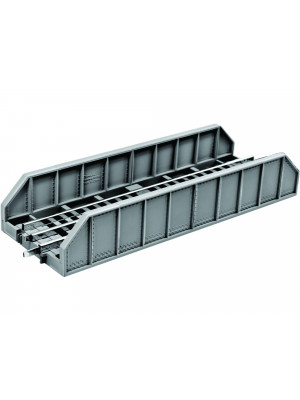 lionel 84388 fastrack girder bridge grey