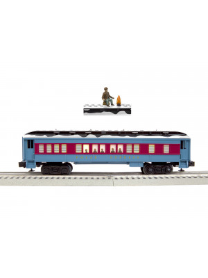 lionel 84602 polar exp. disappearing hobo