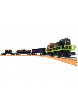 lionel 85253 end of the line halloween set