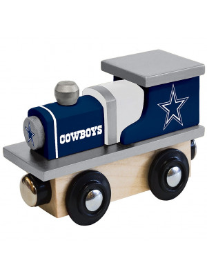 masterpieces 41566 dallas cowboys wooden train