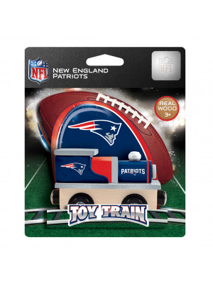 masterpieces 41569 new england patriots train