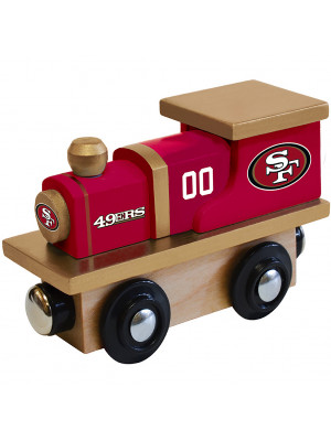 masterpieces 41573 san francisco wooden train