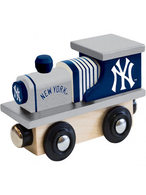 masterpieces 41579 new york yankees wooden train
