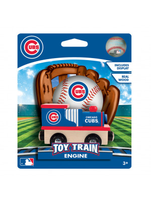 masterpieces 41581 chicago cubs train