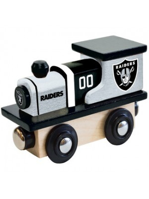 leanin tree 41858 oakland raiders train