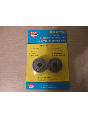 model power 2299 wire 1 conductor 25' x 2