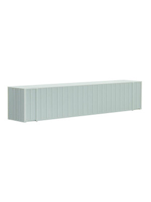 micro trains 46800007 undec container grey