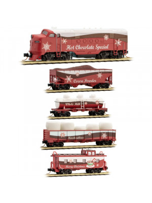 micro trains 99321310 hot chocolate christmas set