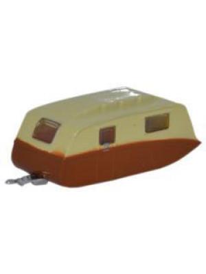 oxford ncv003 caravan trailer brn/crm