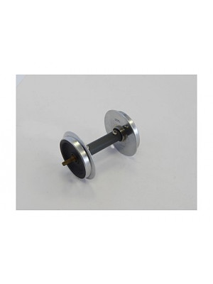 piko 36167 ball bearing wheels w/pickups 2 pieces
