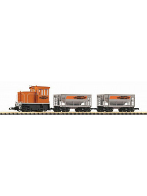 piko 38150 mighty hauler starter set