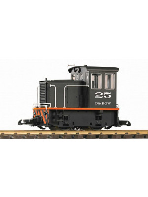 piko 68500 d&rgw ge 25-ton switcher loco