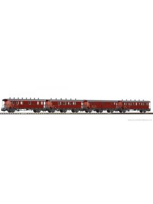 piko 94346 sbb-cff work train set