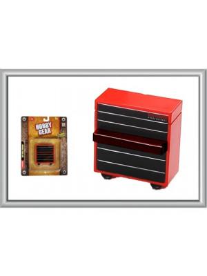phoenix 17020 garage tool box 1:24