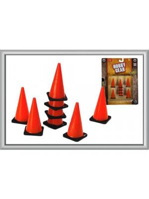 phoenix 17025 safety cones 1:24 8pk