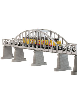 mth 40-1013 silver steel bridge