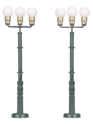 mth 30-11034 triple park light set