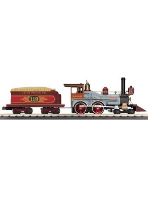 railking 18071 u.p. 4-4-0 general w/3.0 #119