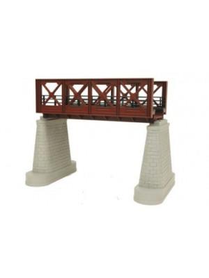 mth 40-1104 rust girder bridge fastrack