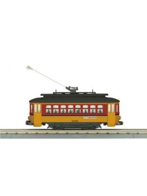 mth 30-5142 pittsburgh trolley
