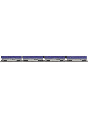 railking 3532 amtrak surfliner 4pk