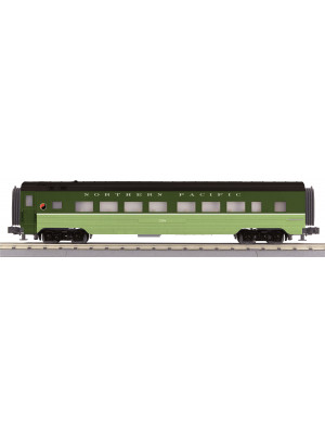 railking 68104 np 60' streamlined coach