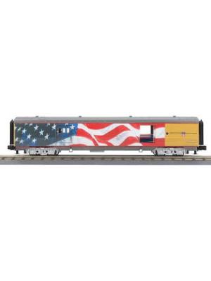 railking 68127 up 60' baggage car