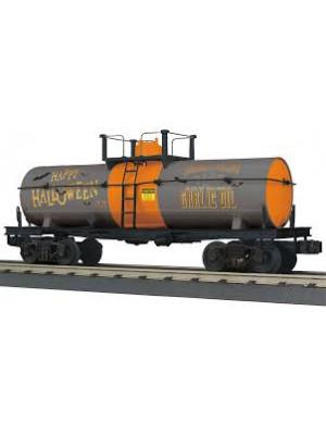 railking 73546 halloween smoking tankcar