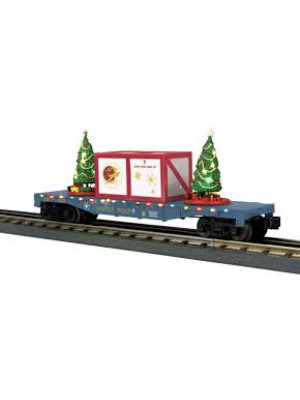 railking 76775 north pole flat w/trees