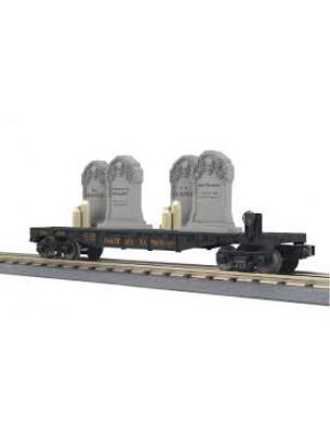 railking 76784 halloween flat w/headstones