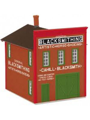 railking 90576 cahill's blacksmithing 2-story