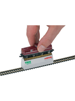 trix 66623 loco wheel cleaning brush