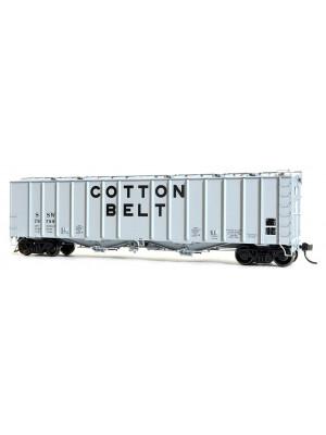 tangent scale models cotton belt 1976 paint