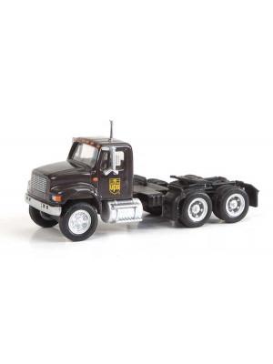 walthers scenemaster 11184 ups truck dual axle