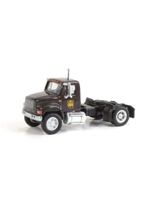 walthers scenemaster 11192 ups truck single axle