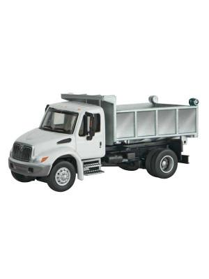 scenemaster 11637 single axle dump truck
