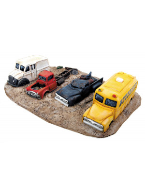 scenemaster 3006 junk truck row