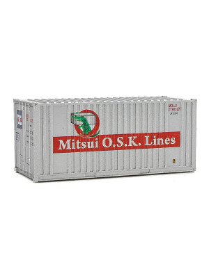 scenemaster mitsui o.s.k lines 20' container