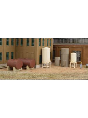 walthers cornerstone 3265 storage tanks