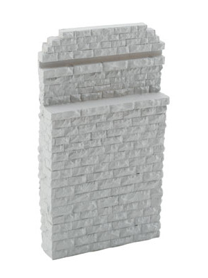 walthers 4583 sngl trk stone bridge abutment