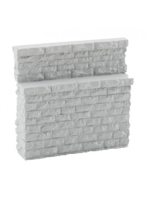 walthers 4585 sngl trk stone bridge abutment