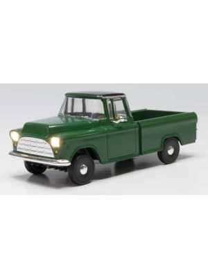 woodland scenics 5970 green pickup w/lights