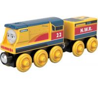 fisher-price thomas wooden trains -rebecca