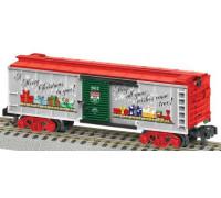 af 2012 christmas boxcar